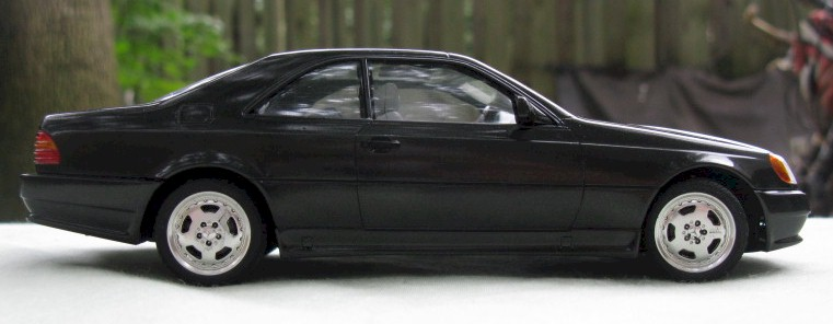 Tamiya mercedes benz s600 amg for 2009 mercedes benz s600