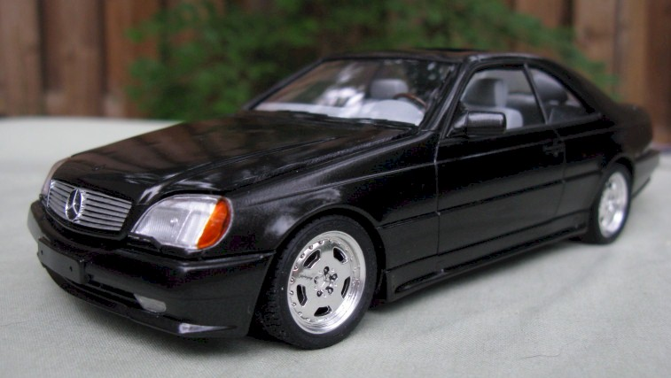 Tamiya mercedes benz s600 amg for Mercedes benz s 600 amg